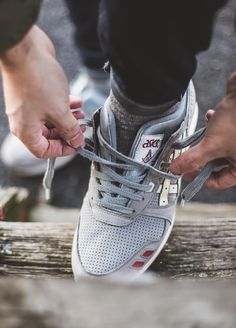 Highs And Lows x Asics Gel Lyte III Bricks and Mortar Pack - 2013 (by joelom) Buy Sneakers, Asics Gel Lyte Iii, Brick And Mortar, Shoe Game, Reebok, Air Jordans, Bricks, Product Launch, Adidas