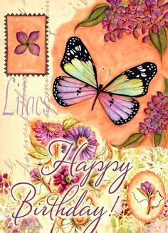 Butterfly Cards, Butterfly Print, Vintage Paper, Vintage Art, Scrapbook Paper, Scrapbooking, Paper Art, Paper Crafts, Freebies