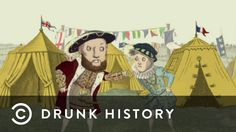 Henry VIII & The Field Of The Cloth Of Gold | Drunk History UK