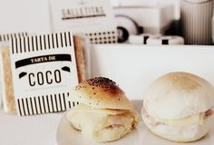 Lit Pasteleria® Coco, Hamburger, Bakery, Bread, Salads, Gourmet Breakfast, Pies, Bread Store, Brot