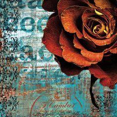 Giclee Print: Graffiti Rose Wall Art by Christina Lazar-schuler by Christina Lazar-schuler : Graffiti Artwork, Street Art Graffiti, Raindrops And Roses, Arte Country, Framed Art, Wall Art, Rose Art, Stretched Canvas Prints, Urban Art