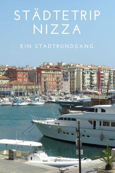 In diesem Beitrag führe ich euch durch die wunderschöne südfranzösische Stadt an der Côte d'Azur: Nizza. #südfrankreich #städtetrip #reisetipp