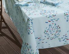 nappe micro-enduite motifs petits poissons #becquet