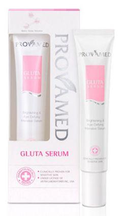 Ebay   Provamed-Gluta-Serum-Anti-Aging-30-ml-Brightening-Reduce-Wrinkles-Smooth-Skin $20.66 CAD (free shipping)