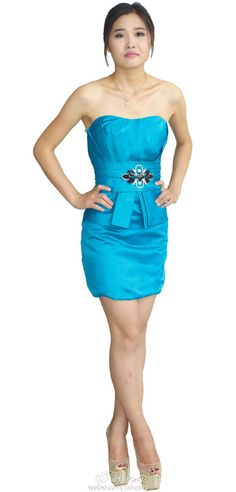 FairOnly Stock Women's Formal Above Knee Cocktail Dresses Size 6 8 10 12 14 16