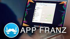 Ecco come fare per gestire tutte le chat contemporaneamente sul Pc. L'App Desktop Franz per utilizzare più servizi di messaggistica insieme.
