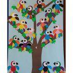 parrot bulleti board