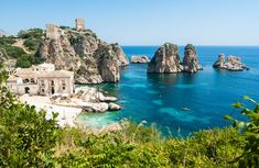 There are so many beautiful beaches in Sicily and here is where they are and what they offer. Sicily Beaches offer so much to see and do in Italy! Sorrento Italy, Naples Italy, Sicily Italy, Venice Italy, Capri Italy, Verona Italy, Puglia Italy, Europe Destinations, Amazing Destinations