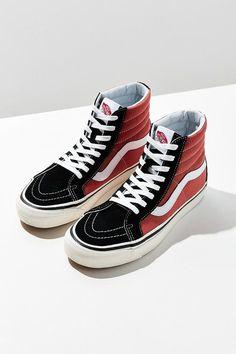 ecbfc48c14 Vans Anaheim Factory Sk8-Hi 38 DX Sneaker. Van TrainersLeather ShoesLeather  ...