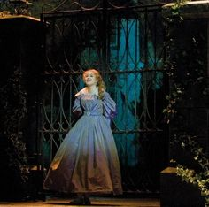 Katie Hall as Cosette. She has amazing voice.