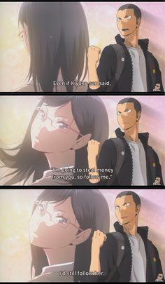 How do I even begin to describe Tanaka-san