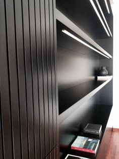 #library#black#design#interiordesign#wood#home