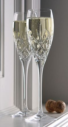 Waterford Huntley Toasting Flute, Pair | $135.00