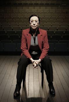 Fernanda Montenegro. Fez 80 anos em outubro de 2010!
