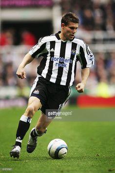James Milner - Newcastle United Newcastle United Football, James Milner, British Football, St James' Park, Black N White, Football Players, Nostalgia, Army, England