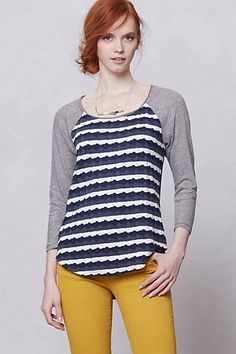 Anthropologie one.september New Wave pullover