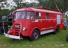 1963 DAF A1300 Brandweerwagen