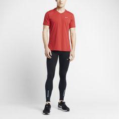 1f1c2b4a93986 Nike Power Tech Men's Running Tights - Black Nike Tech, Mens Running Tights,  People