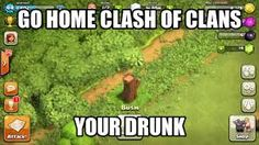 I don't even care if this is real or edited, it made me laugh (Clash of Clans)