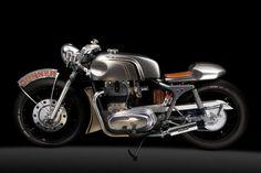 Unexpected Custom – 1968 Royal Enfield Interceptor   Bike-urious