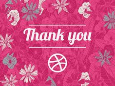 Thank you @Dribbble for inviting me to be a player !  #dribbble  - http://drbl.in/lwGg