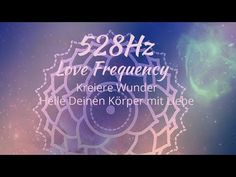 - Increase Your Frequency - Love Energy - Create Miracles - Positive Energieschub💕 Meditation Musik, Gods Love, Mindfulness, Neon Signs, Youtube, Singing Bowl, Pink Light, Health, Music
