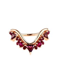 Exhilarating Jewelry And The Darkside Fashionable Gothic Jewelry Ideas. Astonishing Jewelry And The Darkside Fashionable Gothic Jewelry Ideas. Gothic Engagement Ring, Engagement Jewelry, Unusual Engagement Rings, Ruby Jewelry, Gothic Jewelry, Gold Jewellery, Jewellery Shops, Jewelry Rings, Ring Set