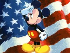 Disney 4th of July Wallpapers