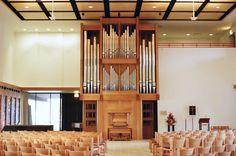 Pipe Organ. Opus 31. 2004.  Bigelow Organ Company. Pipe Organ At  Lutheran School Of Theology  Chicago, IL. Bigelow & Co., Inc., Organ Builders.