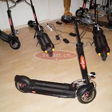 Trotti Schwarz Ah Lithium (Occasion) Gym Equipment, 18th, Chf, Bike, Model, Rolling Stock, Bicycle, Scale Model