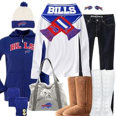 Buffalo Bills Winter Fashion