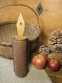 Superb Early Old Folk Art Handmade Primitive Grater  $79 (on sale!)