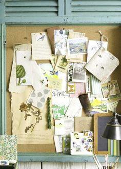 Botanical moodboard.