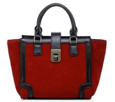 Daniella Satchel in Ruby.