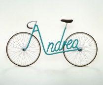 HA! awesome Write A Bike Concept by Juri Zaech