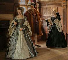 Anne boleyn, Henry VIII , and Mary Boleyn.