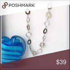 Lia Sophia Long Circle necklace ➖BRAND: Lia Sophia Lia Sophia Jewelry Necklaces