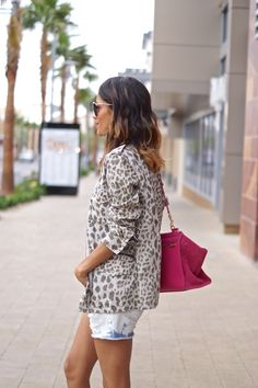 perfect for spring leopard anorak fabfound at marshalls! Spring layers, spring style, weekend style, summer style