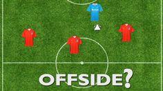 Pengertian Offside Dalam Sepakbola