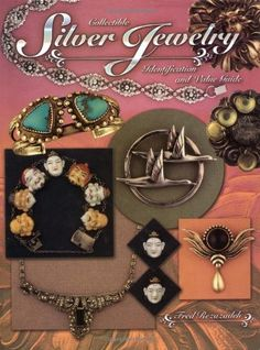 All you need to know about collecting vintage sterling silver jewelry! See more fabulous vintage jewelry books at www.MyClassicJewelry.com/Books.htm