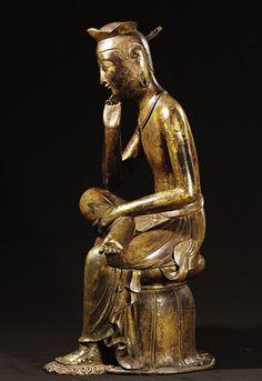 Legacy of Silla's golden kingdom shines in New York Exhibition shows quintessential Silla burial, Buddhist customs