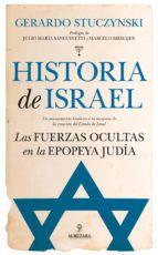 historia de israel-gerardo stuczynski-9788417044824