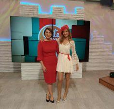 Mariquitayanita  By Ana Franco : MI TARDE EN TV 7 REGION DE MURCIA....ME ENCANTO-