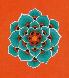 Pam Holland Designs and Productions: Creating the Mexican Tiles Project.