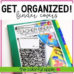 Browse free binder covers resources on Teachers Pay Teachers, a marketplace trusted by millions of teachers for original educational resources. Teacher Binder Organization, Binder Covers, Getting Organized, Teacher Pay Teachers, Teaching Resources, Worksheets, Education, Paper, Homeschooling