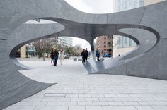 MIT Sean Collier Memorial | Architect Magazine | Höweler + Yoon Architecture, Cambridge, MA, USA, Community, New Construction, Other