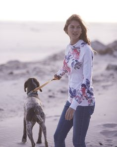 Discover the women's new in collection at Joules. Brighten up your wardrobe this season with the new collection for women. Country Fashion, Country Style, S Curves, Walk In Wardrobe, Joules, Spring Outfits, Hooded Sweatshirts, Style Me, Floral Prints