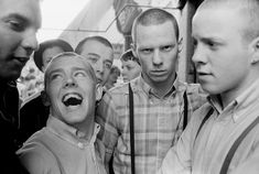 London, Skinheads in Hackney, 1979
