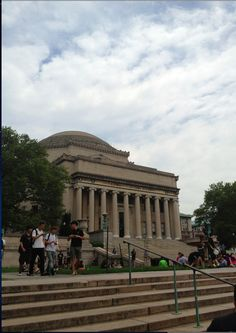 Columbia University | i WILL be going here one day.