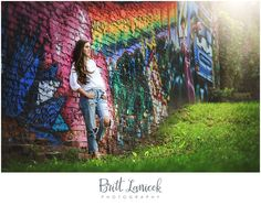 Downtown Toledo Senior Pictures by NW Ohio Senior Photographer Britt Lanicek